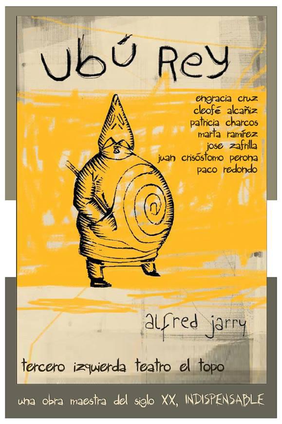 UBÚ REY, de Alfred Jarry