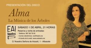 Alma - La Música de los árboles - @ Ea! Teatro