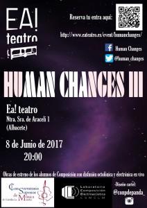 Human Changes III @ Ea! Teatro