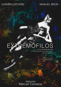 Extremófilos @ Ea! Teatro