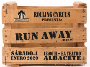 Run Away @ Ea! Teatro