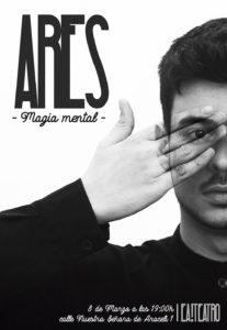 """Ares """"Magia Mental"""" @ Ea! Teatro"""