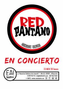 Red Pantano @ Ea! Teatro
