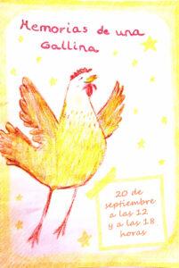 Memorias de una gallina @ Ea! Teatro