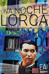 Una noche... Lorca @ Ea! Teatro