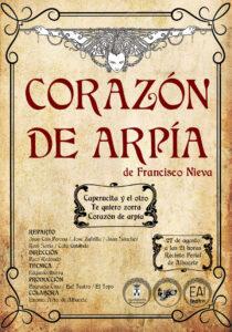Corazón de Arpía @ Recinto Ferial de Albacete
