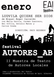 Autores AB Enero @ Ea! Teatro