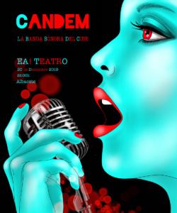 CANDEM -La banda sonora del cine- @ Ea! Teatro