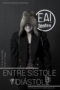 Entre sístole y diástole @ Ea! Teatro