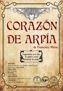 Corazón de Arpía @ Ea! Teatro
