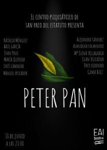PETER PAN @ Ea! Teatro