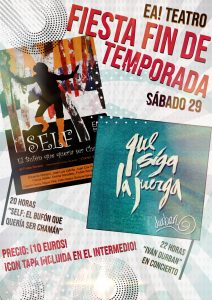 SELF @ Ea! Teatro