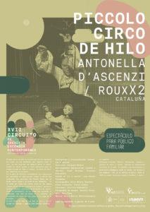 Piccolo Circo de Hilo @ Ea! Teatro