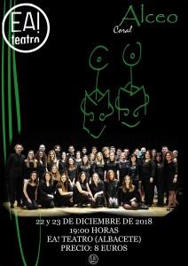 Coral Alceo @ Ea! Teatro