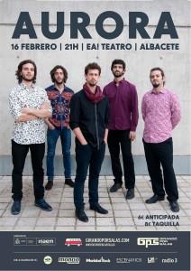 Aurora @ Ea! Teatro