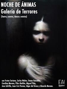 Noche de ánimas - Galería de terrores @ Ea! Teatro