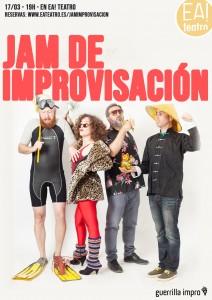Jam de Improvisación @ Ea! Teatro