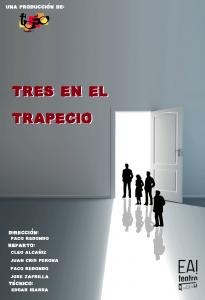Tres en el trapecio (Dirección Prohibida) @ Posada del Rosario, Albacete