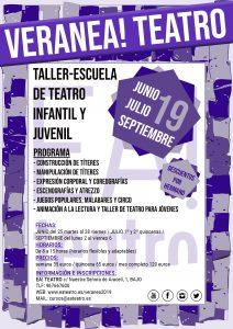 VeranEa! Teatro 2019 @ Ea! Teatro