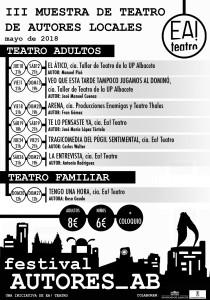 AUTORES_AB III @ Ea! Teatro