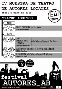 AUTORES_AB IV @ Ea! Teatro