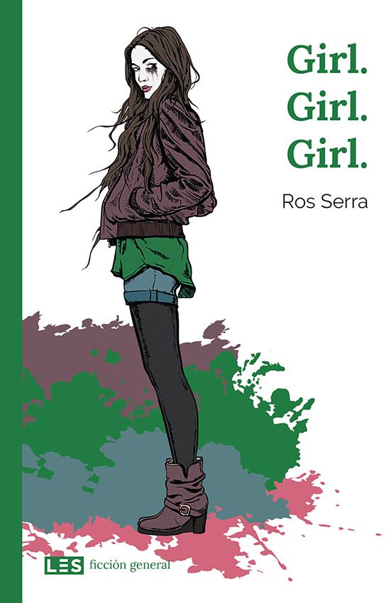 GIRL.GIRL.GIRL., presentación del libro de Ros Serra