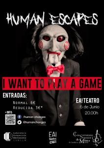 Human Escapes @ Ea! Teatro
