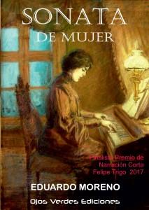 SONATA DE MUJER, presentación del libro de Eduardo Moreno