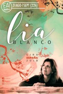 Lía Blanco @ Ea! Teatro