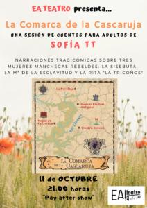 La comarca de la cascaruja @ Ea! Teatro