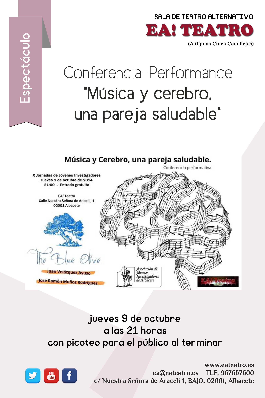 Música y cerebro, una pareja saludable